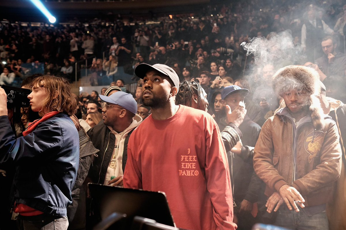 "3 years ago today, Kanye West dropped his seventh studio album ""The Life Of Pablo"" &amp; the rest was history.  Where do you rank it among his discography?  <br>http://pic.twitter.com/BclqSck4Tc"