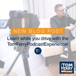 You asked for more audio content, we strategized, did a heap of brainstorming & launched an all-new podcast called the Tom Ferry Podcast Experience! What's in it for you? Read about it, here >> https://t.co/mPSZPLS3mH #tomferry #podcast #realestate #newblog #realestate
