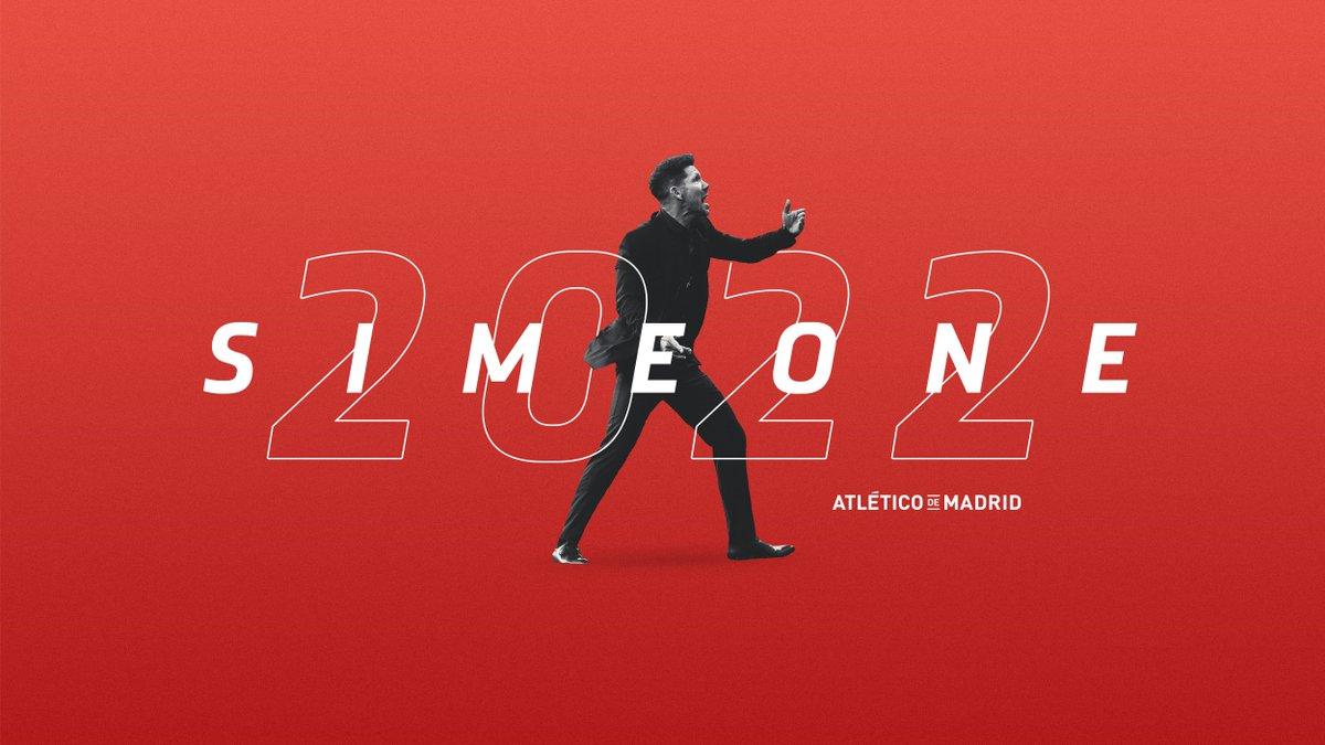#Simeone2022 #EnamoradoDelAtleti #14