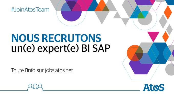 [#Job] De formation Bac+5, vous avez une expérience de 5 ans dans le domaine...