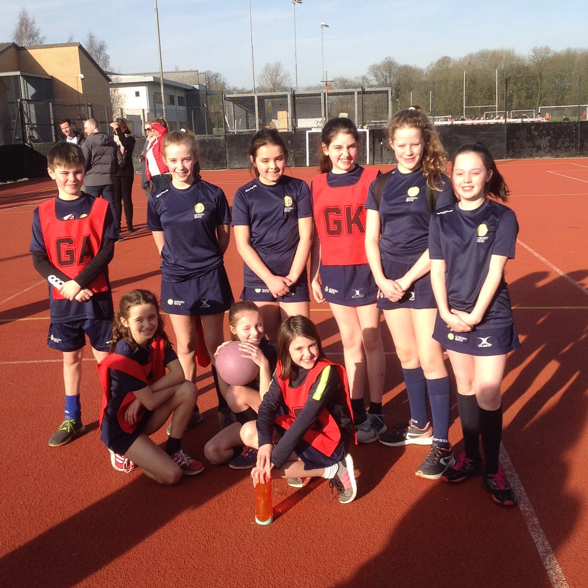 test Twitter Media - A huge well done to our Netball team today! Thank you to everyone that came down to show their support! 🏅 #gorseype @GorseyBank https://t.co/uQCRl1AG7v