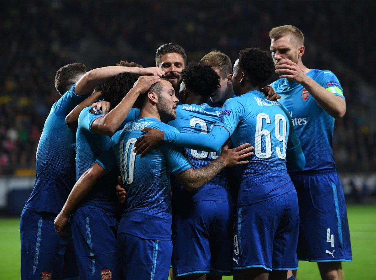 Arsenal FC's photo on Centuri贸n