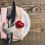 Image for the Tweet beginning: Dining out for #ValentinesDay? Choose