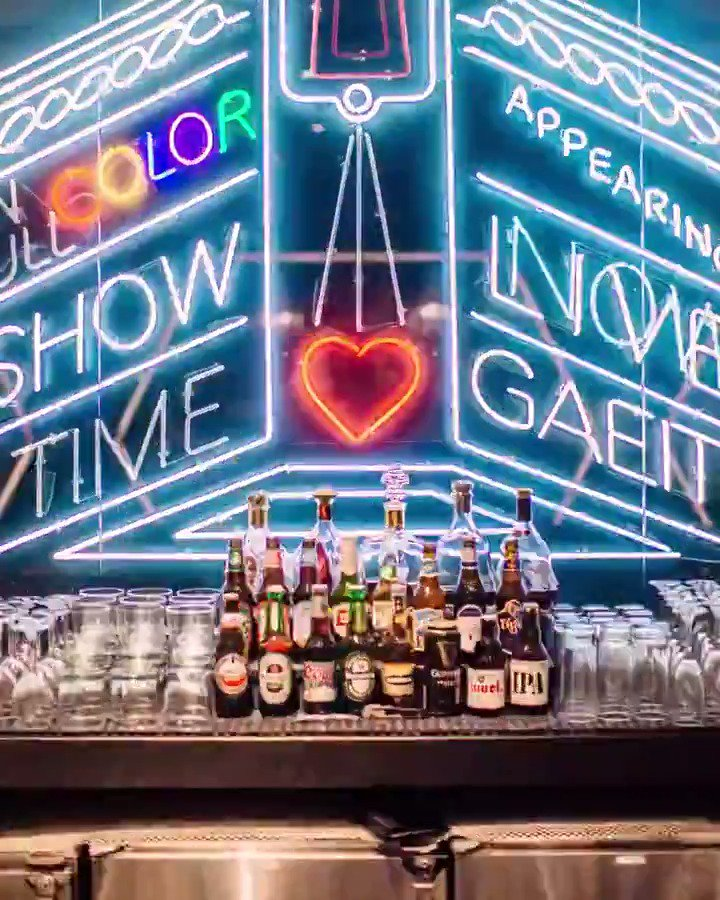 Left our heart in the Living Room Bar at @wnytimessquare #whotels