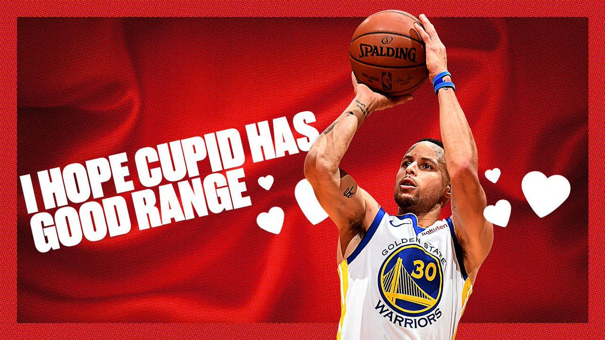 Happy Valentine's Day, #DubNation