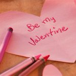Image for the Tweet beginning: All we want for Valentine's