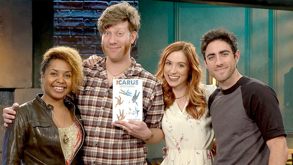 WATCH: Game the Game - ICARUS https://nerdi.st/2tlp9dt  #sponsored