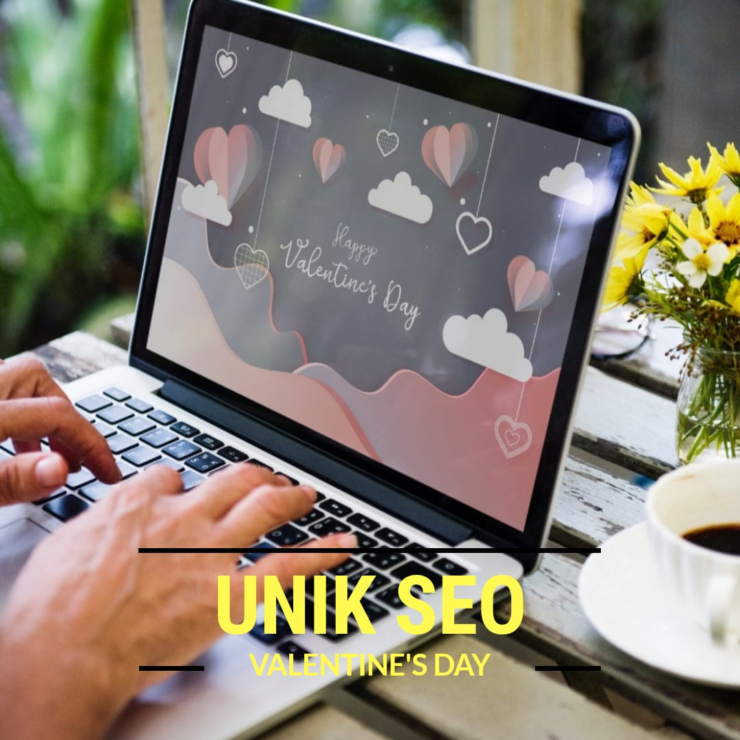 Love cannot be explained by words, but we can try rank it to first place! Happy Valentine's Day! #valentines #valentinesday #happyvalentine #love #digitalmarketing #seo #unikseo #marketingdigital #14offebruary pic.twitter.com/gWEIG9KVFf