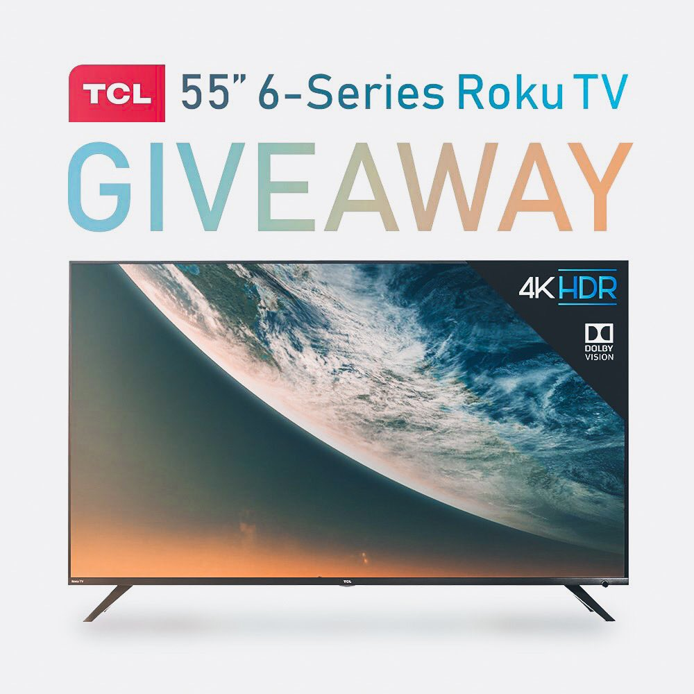 Picking winner for the TV giveaway today! @TCL_USA https://www.instagram.com/p/BtmEizwhiY8/?utm_source=ig_share_sheet&igshid=1prcxwy2pl4pj…