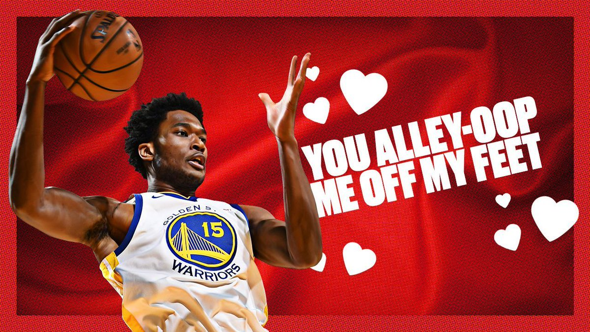 Roses are red  Violets are blue  Hey #DubNation   Happy Valentine's to you 💙