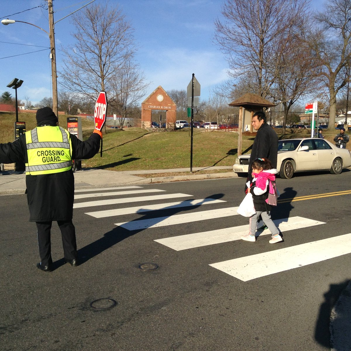We love our crossing guard <a target='_blank' href='http://twitter.com/apsdrew'>@apsdrew</a> <a target='_blank' href='http://twitter.com/ArlingtonVaPD'>@ArlingtonVaPD</a> <a target='_blank' href='http://twitter.com/APSsaferoutes'>@APSsaferoutes</a> <a target='_blank' href='http://twitter.com/APSVirginia'>@APSVirginia</a> Thank You for helping our students and adults arrive to school safely <a target='_blank' href='http://search.twitter.com/search?q=APSCrossingGuardAppreciation'><a target='_blank' href='https://twitter.com/hashtag/APSCrossingGuardAppreciation?src=hash'>#APSCrossingGuardAppreciation</a></a> <a target='_blank' href='http://search.twitter.com/search?q=apsisawesome'><a target='_blank' href='https://twitter.com/hashtag/apsisawesome?src=hash'>#apsisawesome</a></a> <a target='_blank' href='https://t.co/Y0gySPupH3'>https://t.co/Y0gySPupH3</a>