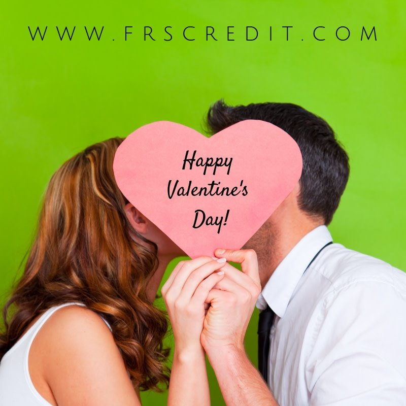 Hey Debt. Let's break up and fall in love with excellent credit repair from FRS Credit. #HappyValentinesDay