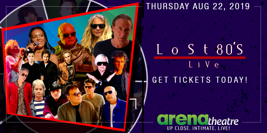 🔥 The #ArenaTheatre pre-sale for Lost 80's Live ENDS TONIGHT at 10PM! Tickets available here: https://bit.ly/2By4zeo.  👉Use pre-sale code: LOST80. Hurry! #LiveShow #LiveMusic #Houston