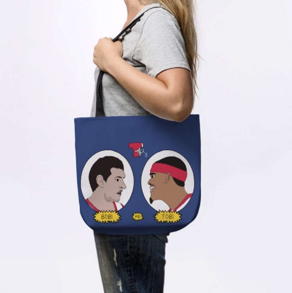 bet you never knew you needed a Bobi and Tobi tote bag until today.   Entire store is 30% off ➡️ http://bit.ly/CC_Threads