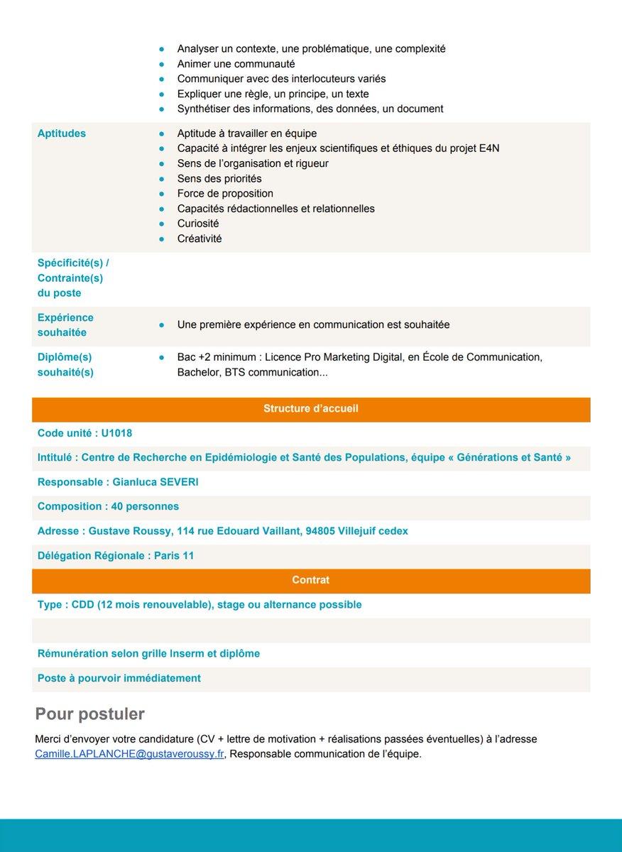 Lettre De Motivation Licence Pro Marketing Digital ...