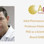 Image for the Tweet beginning: Adial Pharmaceuticals (NASDAQ: ADIL) Appoints