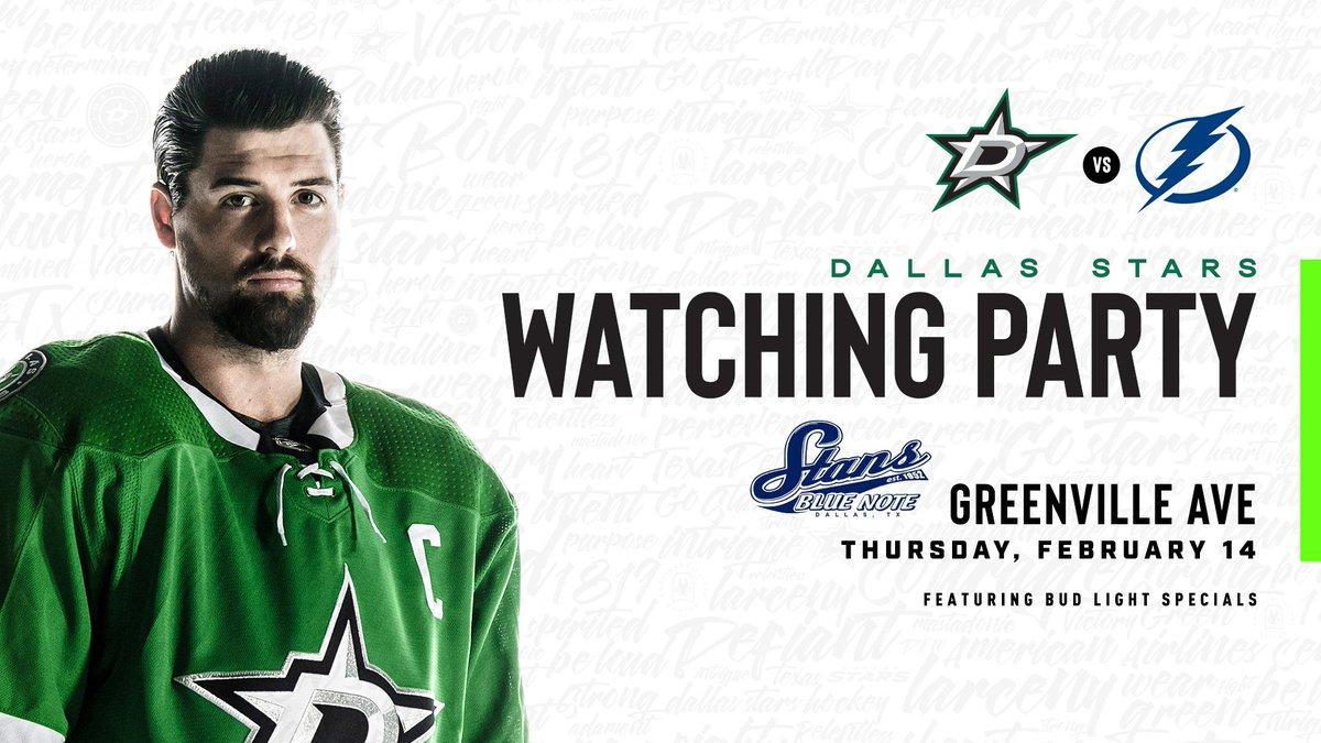 Dallas Stars @DallasStars