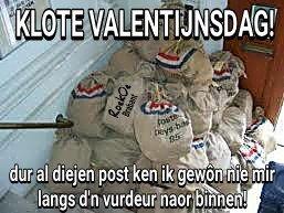 #valentijnsdag #valentijnsdag2019 #brieven #brievenbus #post #pttpost #paysbas