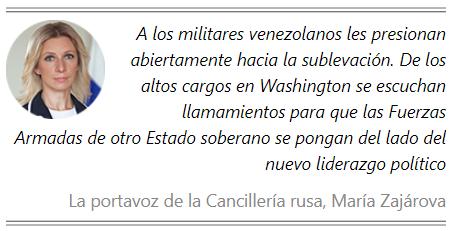 Maduro: Si algo me pasa, ¡retomen el poder y hagan una revolución más radical! - Página 7 DzYcc2NX0AIVYvT