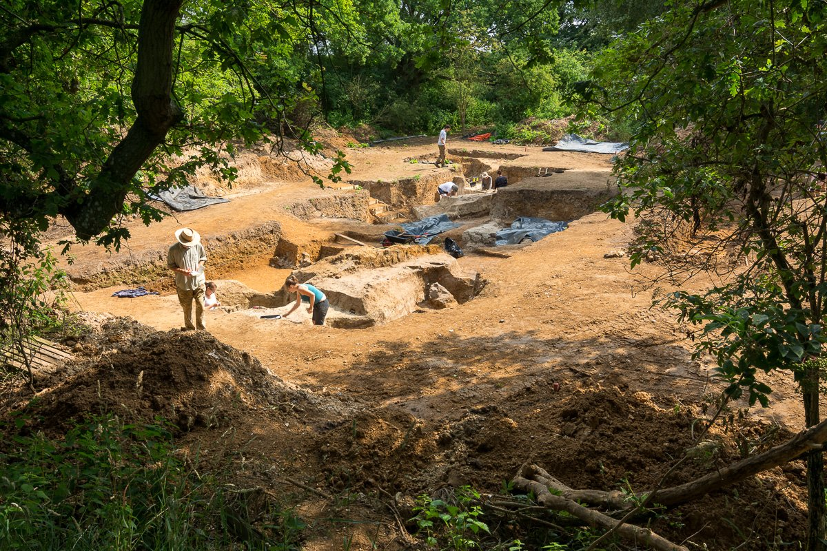 Student scholarships available to participate in this summer's excavation at the Lower Palaeolithic site at Barnham http://www.nhm.ac.uk/our-science/our-work/origins-evolution-and-futures/pathways-ancient-britain/successful-colonisers.html … Deadline for applications 15th March. Message me for info and an application form
