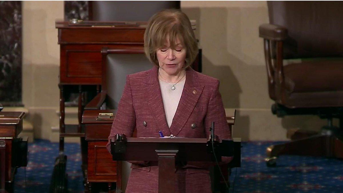 My bill to secure #BackPayNOW for fed contractor workers has bipartisan support & should've been in the final budget deal. I'm taking to the Senator floor to say I'm not done fighting to make this right & I'll keep on working to get it done. Watch LIVE: https://www.facebook.com/USSenTinaSmith/videos/2265341980403557/?__xts__[0]=68.ARB_MC0dUaSUWd1A4T_pk6-Qnx3T_wsuEzU5xt1eYdHP5d4tMlfGgSH7FmiXmZW4MxVOItOiEYJ-A-8ZUIBOryzwPeA8428UeMywe5wRHyoia5-0yy-YgSp1Ve58bBlAzm-c5FeRXgp70IPreoH3STtY0vcm_T4v_E6IIoznJbICZskIHWFTxbblO5thkyAvGN_lqjzZhgKWMbVq4KCAthic30cugTUkZZle4x2iTuxptMUIO4_2SJ8tFc0iA6gFXzCBMRcwyybDZO52lMBZQQ-L65020fyUy1XLvUCG27XlPHtPfu_s12r_rEigZ9kVAmoc1FJ9iNcNNneI3ilmBQq35rP2d9ry1UNV&__tn__=-R…