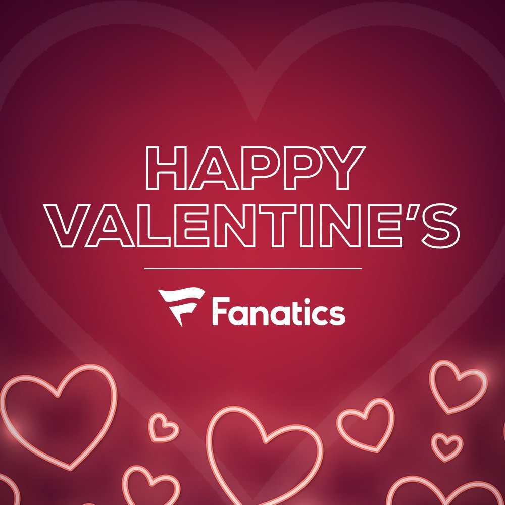 Happy #ValentinesDay from our @FansAuthentic family!  #VDay2019