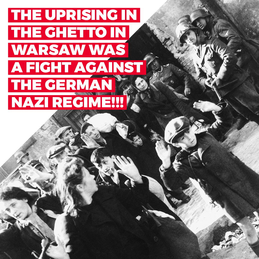 On September 1, 1939, Nazi Germany attacked Poland, beginning World War II. The only regime that functioned in the occupied Polish lands was the GERMAN NAZI REGIME Ms. @mitchellreports