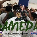 Image for the Tweet beginning: GAMEDAY! @CRCPioneerMBB heads to Lawrence,