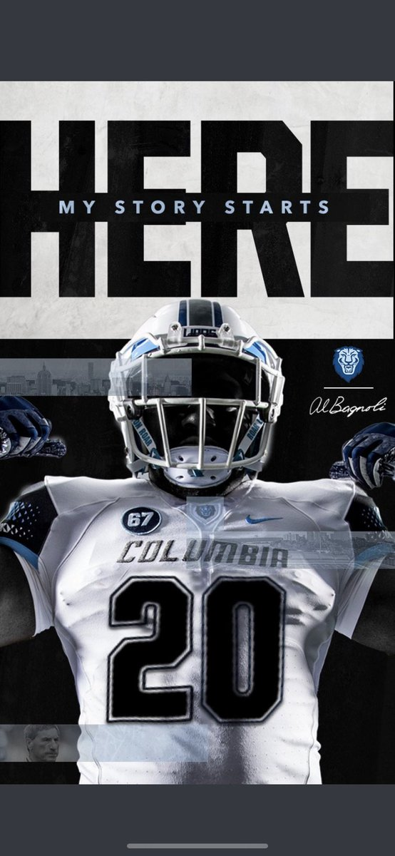 Blessed to receive my first Ivy League offer from Columbia University 🦁#roarlionroar @MarioMypkdk79 @TheRealCoachMoe @larryblustein