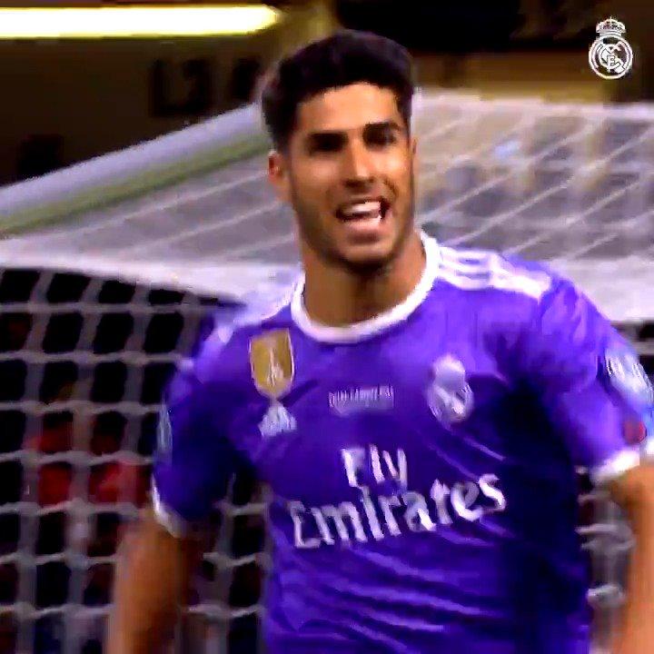 🥜⚽ ¡Repasa TODOS los goles de @marcoasensio10 en la Champions League! 💫 👉 http://bit.ly/Asensio_GolesUCL…  #RMUCL | #HalaMadrid