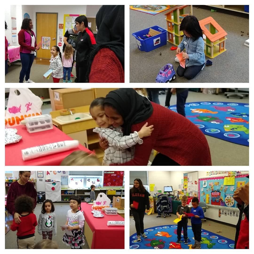 Students delivering valentine's to the preschoolers!😍 <a target='_blank' href='https://t.co/B9cUNyyUtX'>https://t.co/B9cUNyyUtX</a>