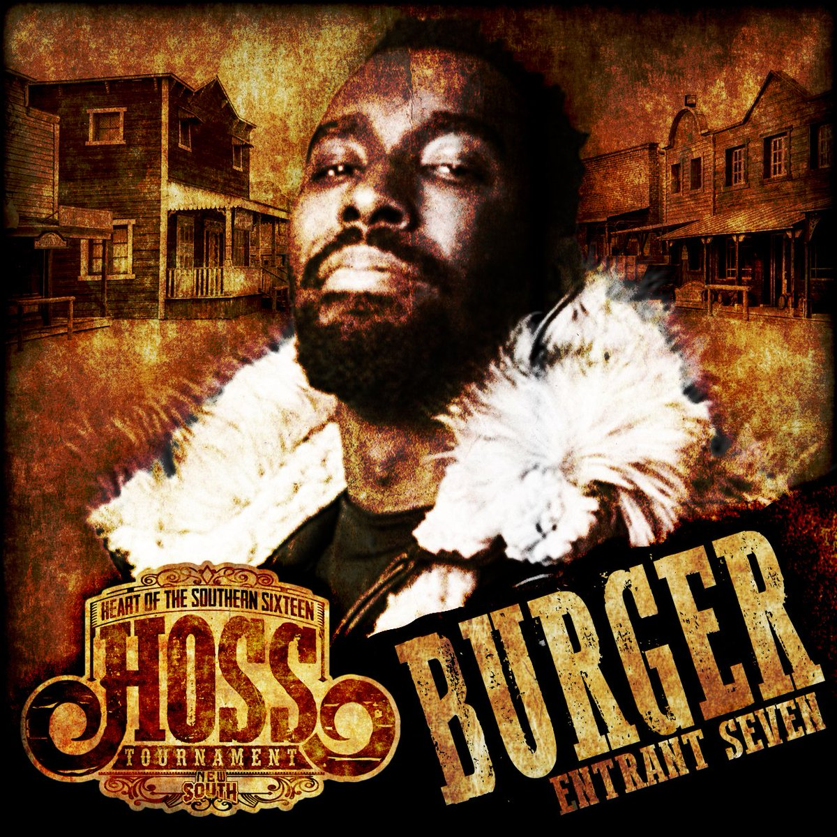 At lucky entrant #7, We are pleased as punch to bring back the one and only @CheeseburgerROH ! Be there March 1st in Hartselle,AL to see this ROH/New Japan Superstar in Round 1 Action! #HappyValentine'sDay #NewSouthFamily #BestInTheSouth #HOSS #HeartOftheSOuthernSixteen https://t.co/S1HaavXgco