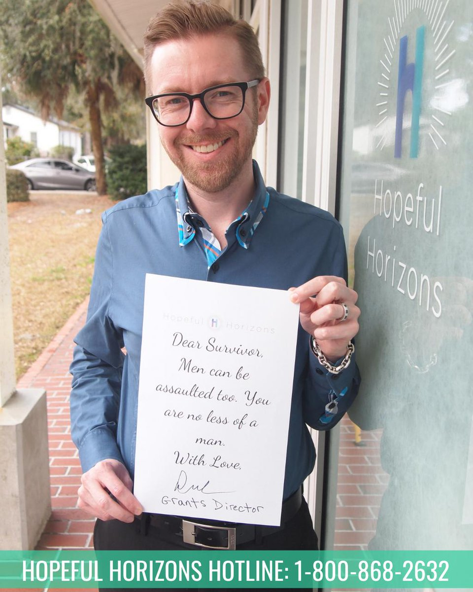 A common myth is that only women can be sexually assaulted. We want survivors to know: Men can be and are sexually assaulted and it does not make them any less of a man. It is normal for male survivors to have an uncontrollable physiological response. #SurvivorLoveLetter<br>http://pic.twitter.com/UMuWSPt0hO