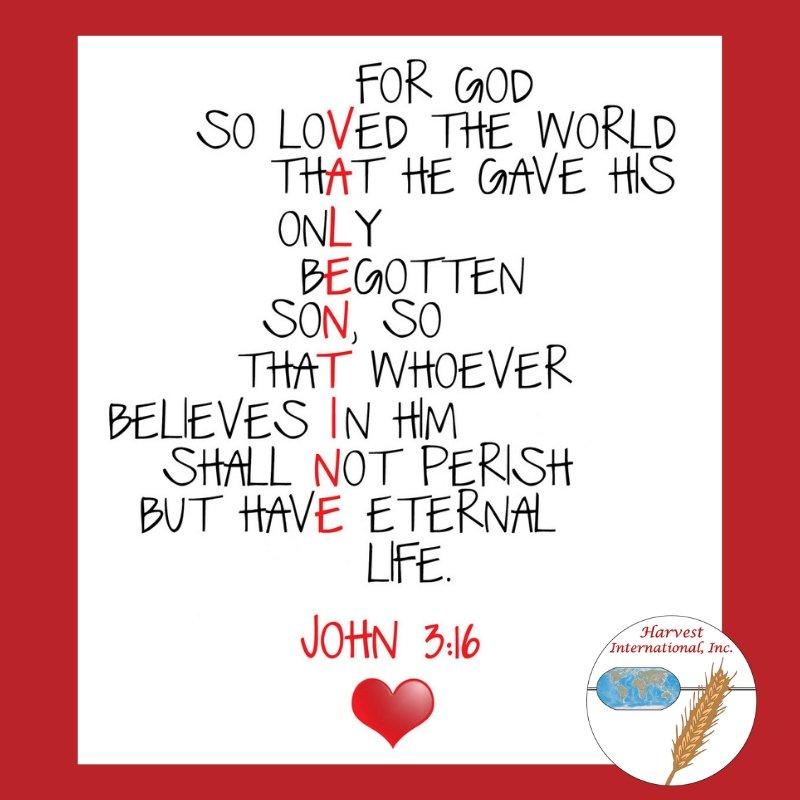 #HappyValentine'sDay #harvestint #jesusloves https://t.co/3wCyZOiQRp
