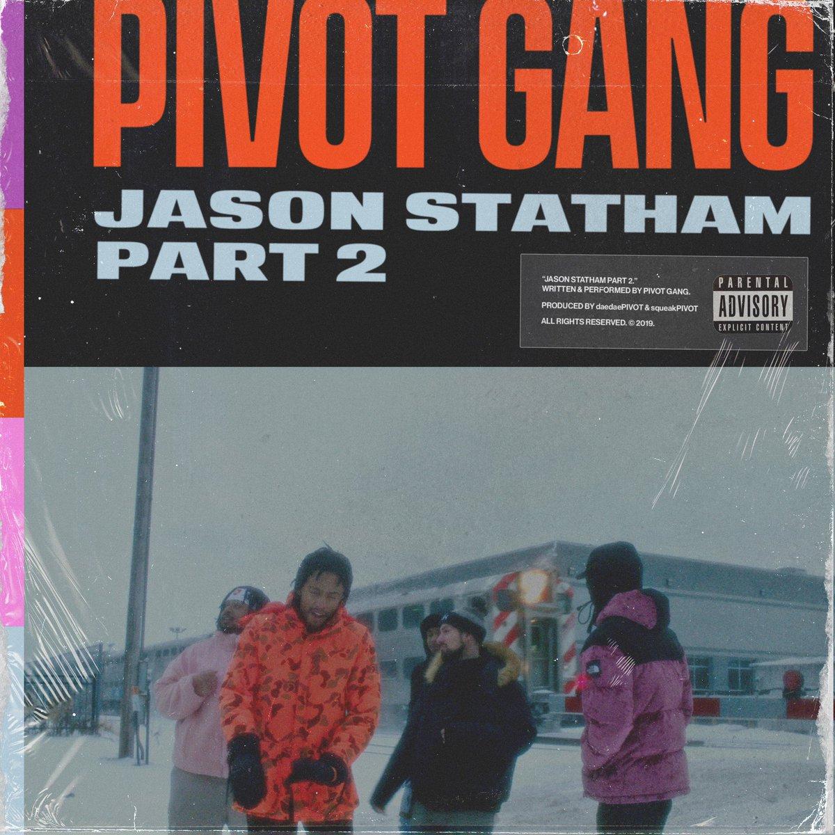 new gang @ midnight @PIVOTGANG