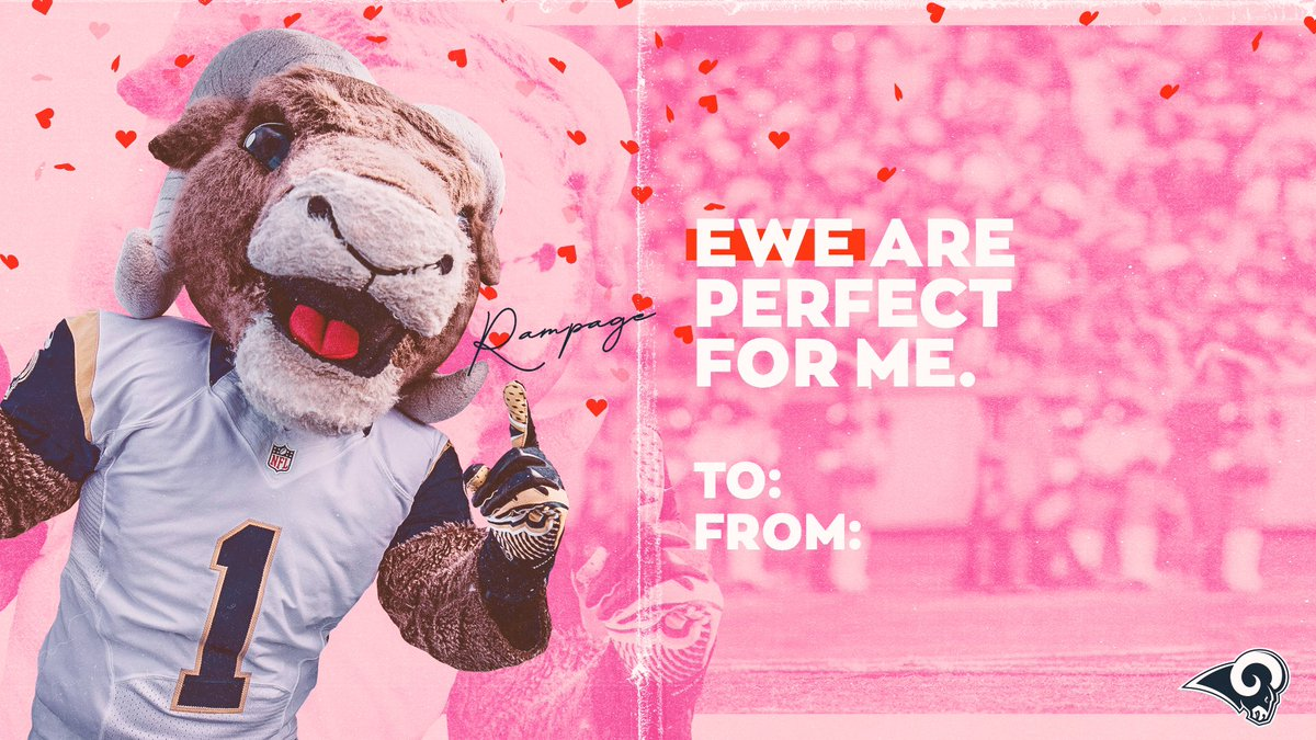 Have a RAMtastic #ValentinesDay! 💘