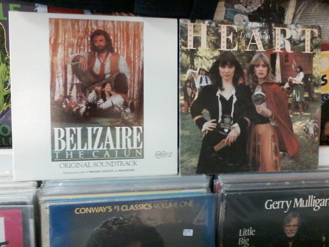 Happy Birthday to Michael Doucet of Beausoleil & Roger Fisher of Heart