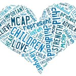 Image for the Tweet beginning: Happy Valentine's Day from #MCAPkids!