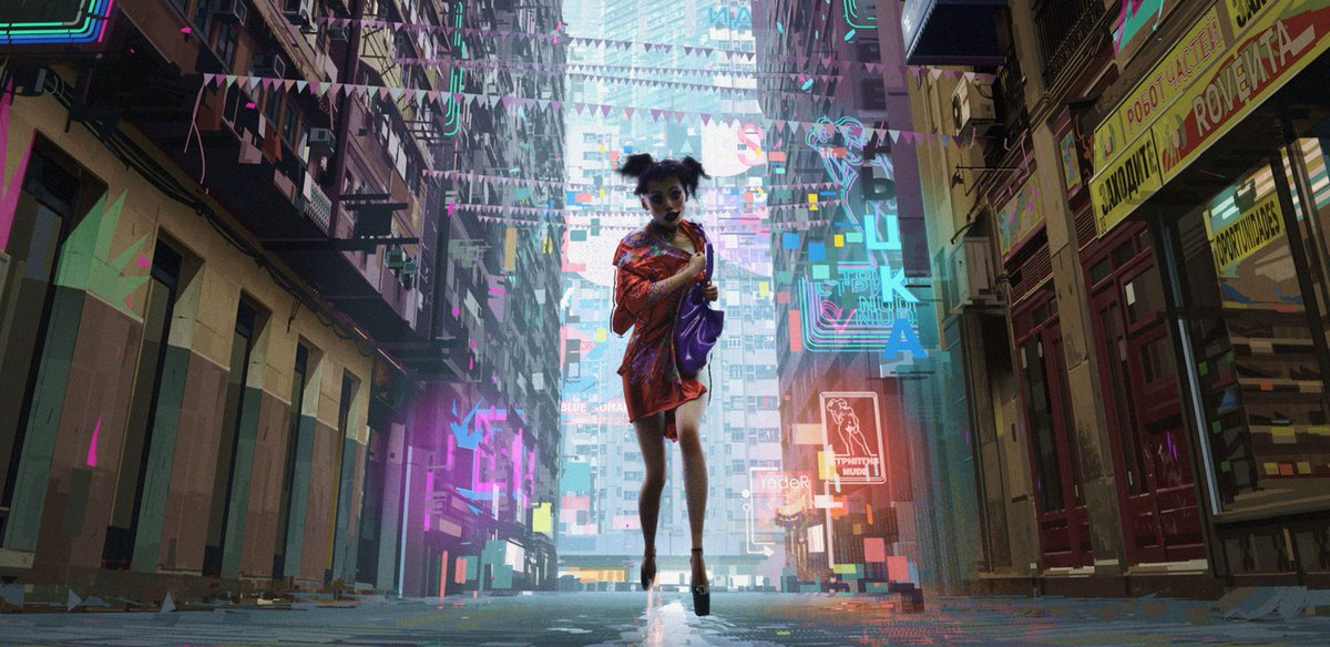 The trailer for David Fincher and Tim Miller's Netflix anthology Love, Death & Robots is a thrilling, manic, generally NSFW headache  https://t.co/cwZ5gWCtSl