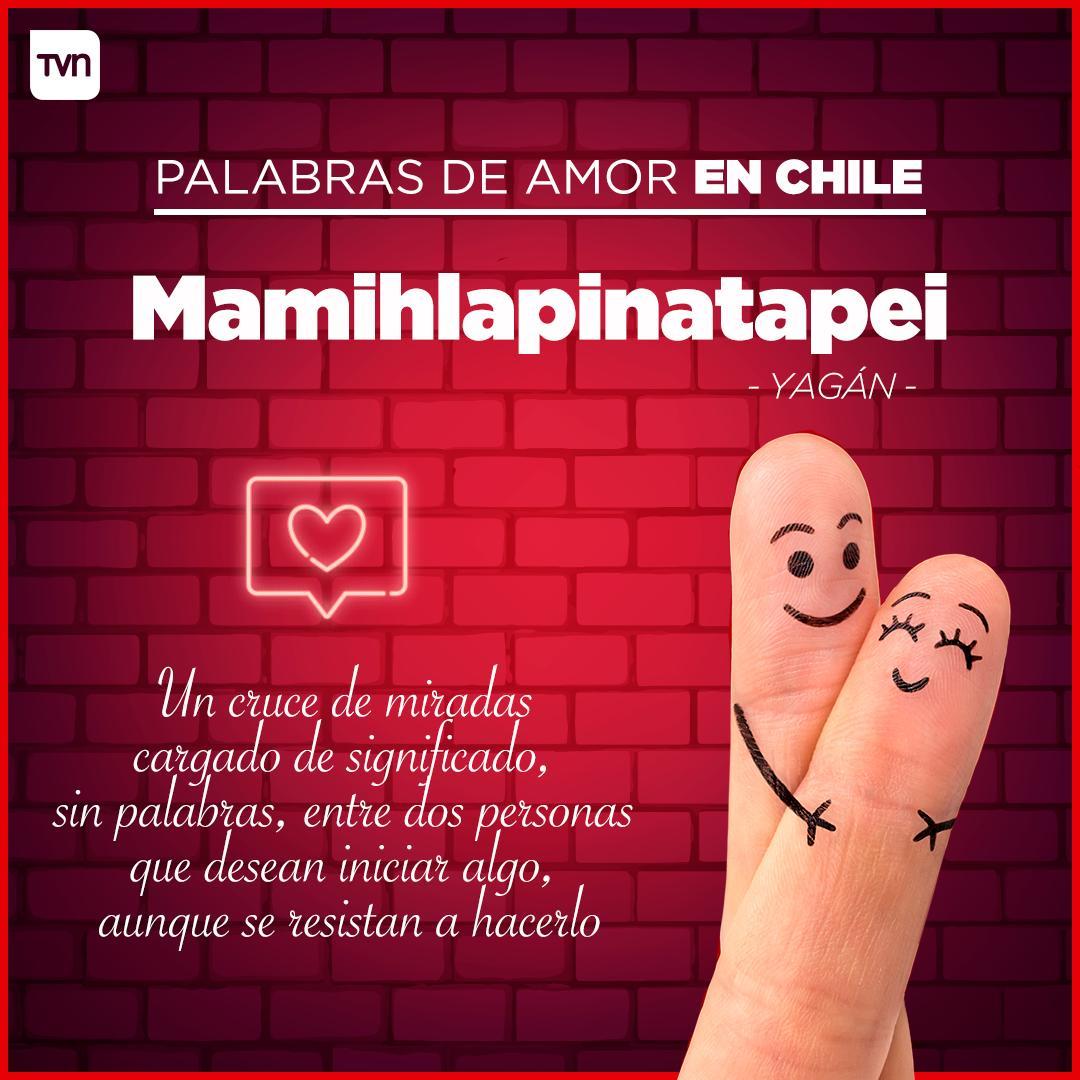 Enamorados Juntos Amor Expresa Múltiples Idiomas Tvn