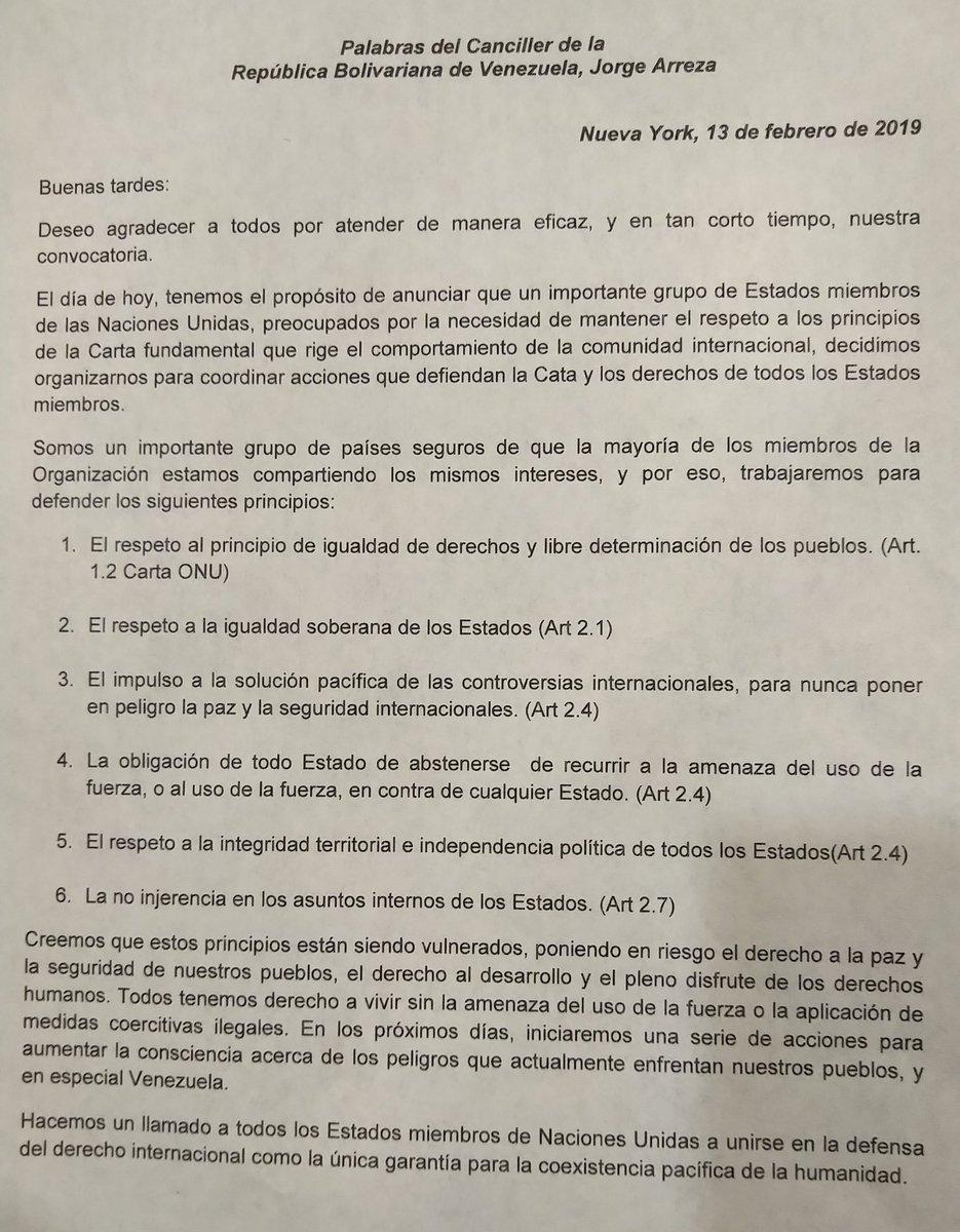 Maduro: Si algo me pasa, ¡retomen el poder y hagan una revolución más radical! - Página 7 DzYuIIZUcAAHDaS