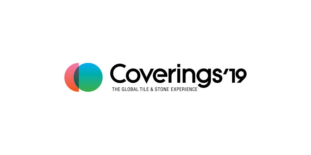 Register for free for tile and stone show @Coverings, taking place in Orlando, April 9-12: http://bit.ly/2x5nA5W #Coverings2019