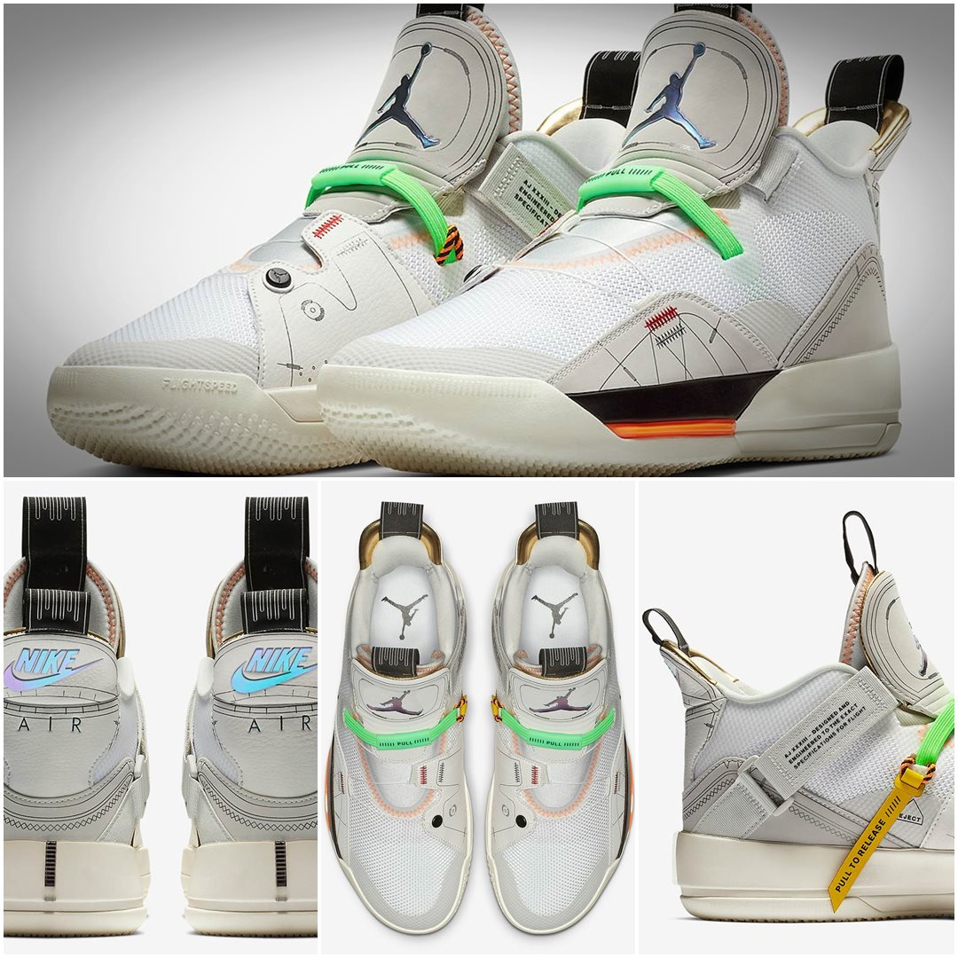 9ddc60c4be473 Air Jordan 33 Vast Grey 👉 Info: https://retroshoesusa.com/air ...