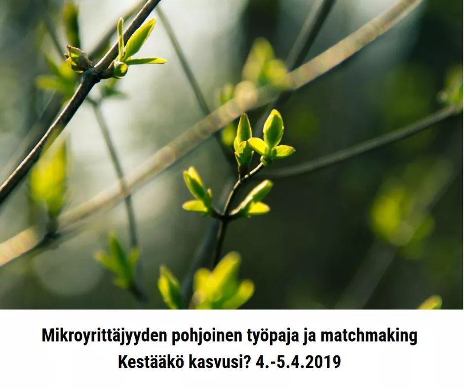 Matchmaking Oulu 2014