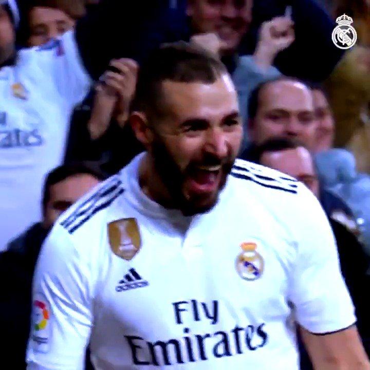 La conexión: @vini11Oficial 🔗 @Benzema = G⚽LES ¡MIRA la recopilación! 👉 http://bit.ly/G_VJr_KB  #HalaMadrid