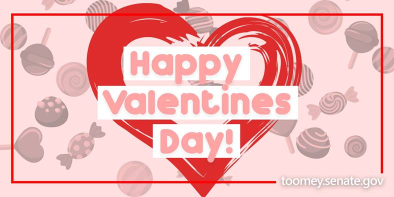 #ValentinesDay is the sweetest holiday there is. What's not sweet is the U.S. sugar program, which forces Americans to pay 2X more for sugar than the rest of the world. It's bad for consumers & the 40,000 Pennsylvanians who work in sugar-using industries. We need reforms now.