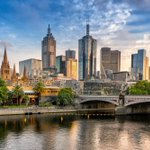 Image for the Tweet beginning: Melbourne is one of the