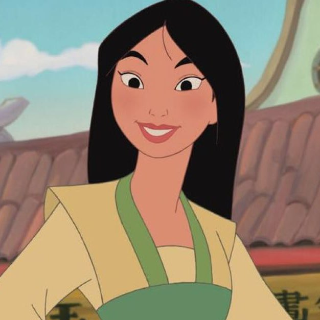 impossible de trouver le sommeil car je viens d'apprendre que Mulan est doublée par Liliane de scènes de ménage