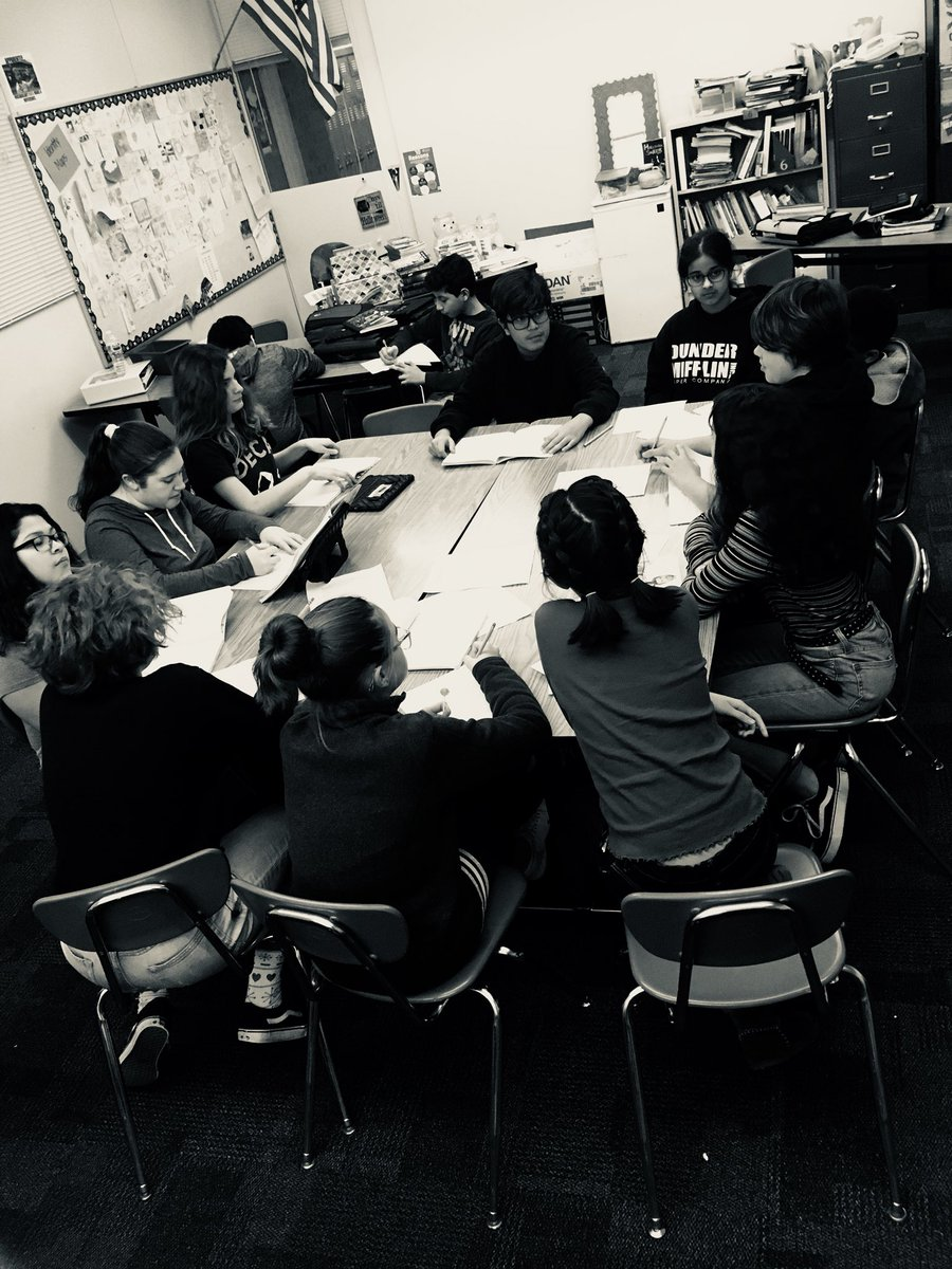 """""""Maybe the reason books from multiple perspectives are so popular is because kids are learning how important it is to know all sides to a story."""" - a Jefferson student in <a target='_blank' href='http://twitter.com/mslarsontjms'>@mslarsontjms</a> class 🤔during Socratic Seminar <a target='_blank' href='http://twitter.com/APSGifted'>@APSGifted</a> <a target='_blank' href='http://twitter.com/JeffersonIBMYP'>@JeffersonIBMYP</a> <a target='_blank' href='https://t.co/j8nW4PK1oN'>https://t.co/j8nW4PK1oN</a>"""