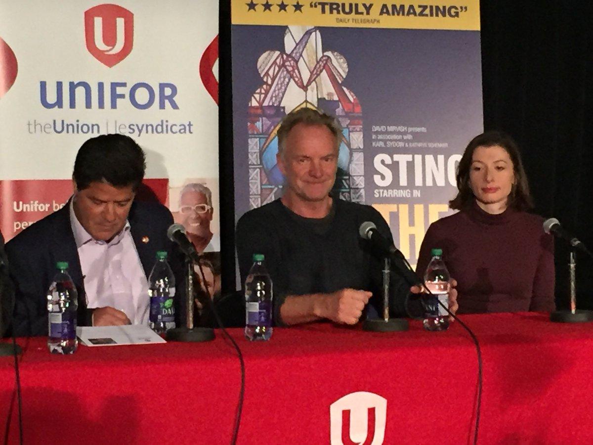 Chris Ross's photo on #Sting
